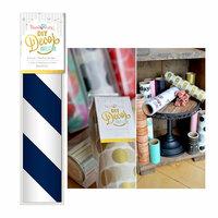 Hazel and Ruby - DIY Decor Tape - Barber Stripe - 8 Inch