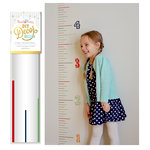 Hazel and Ruby - DIY Decor Tape - Growth Chart - 8 Inch