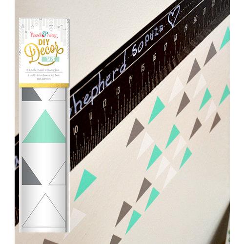 Hazel and Ruby - DIY Decor Tape - Geo Triangles - 8 Inch