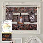 Hazel and Ruby - Halloween - DIY Decor Tape - Bats - 4 Inch