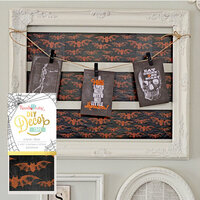 Hazel and Ruby - Halloween - DIY Decor Tape - Bats - 4 Inch