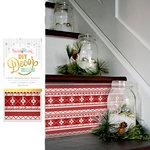 Hazel and Ruby - Christmas - DIY Decor Tape - Scandinavian Sweater - 4 Inch
