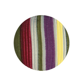 Imaginisce - Out On A Whim Collection - Fab Brads - Stripe