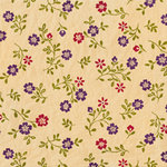 Imaginisce - Out On A Whim Collection - 12x12 Paper - Fab Floral, CLEARANCE