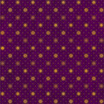 Imaginisce - Out On A Whim Collection - 12x12 Paper - Plum Luck, CLEARANCE