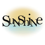 Imaginisce - A Shore Thing Collection - Clear Acrylic Stamps - Sunshine