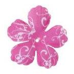 Imaginisce - Gotta Buy Basics Collection - Flourish Flowers - Pink Flourish, CLEARANCE