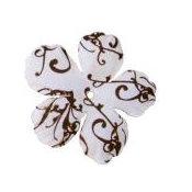 Imaginisce - Gotta Buy Basics Collection - Flourish Flowers - White Flourish, CLEARANCE