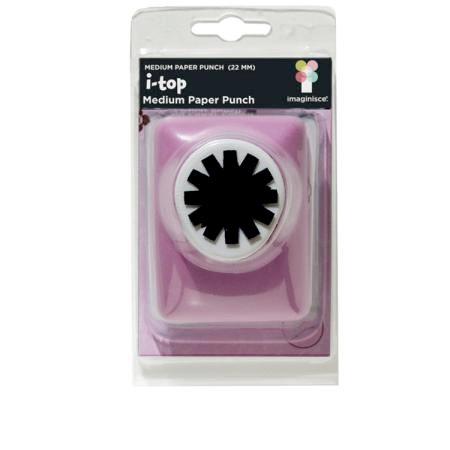 Imaginisce - I-Top Paper Punch - Medium - 22mm