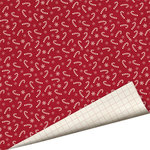 Imaginisce - Polar Expressions Christmas Collection - 12 x 12 Double Sided Paper - Flannel PJs