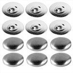 Imaginsice - Button Daddies - Button Blanks - Large - 28 mm