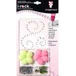 Imaginisce - I-Rock - Stencil Kit - Swirls