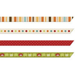 Imaginisce - Apple Cider Collection - Ribbons - Nature Trails