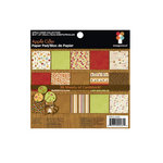 Imaginisce - Apple Cider Collection - 6 x 6 Paper Pad