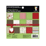 Imaginisce - Cottage Christmas Collection - 6 x 6 Paper Pad