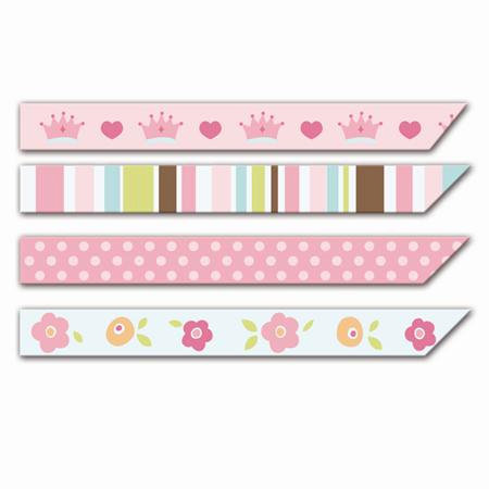 Imaginisce - Enchanted Collection - Ribbons - Satin Streamers