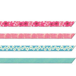 Imaginisce - Garden Party Collection - Ribbons - Daisy Chain
