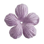 Imaginisce - Bazzill Collection - Flowers - Bling Blossoms - Small - Serendipity