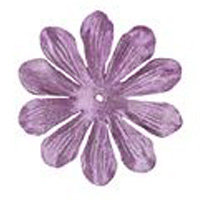 Imaginisce - Bazzill Collection - Flowers - Bling Blossoms - Large - Infatuation