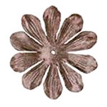 Imaginisce - Bazzill Collection - Flowers - Bling Blossoms - Large - Flat Broke