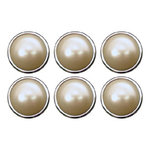 Imaginisce - Bazzill Collection - Bling Brads - String of Pearls