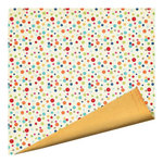 Imaginisce - Good Dog Collection - 12 x 12 Double Sided Paper - Spotty Dog