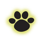Imaginisce - Good Dog Collection - Snag 'em Acrylic Stamps - Paw