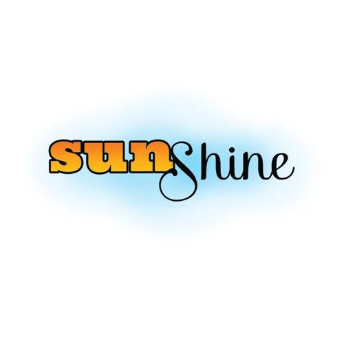 Imaginisce - Endless Summer Collection - Snag 'em Acrylic Stamps - Sunshine