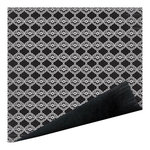 Imaginisce - Black Ice Collection - 12 x 12 Double Sided Paper - Moroccan Bloom