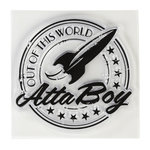 Inkadinkado - Clear Acrylic Stamps - Mini Atta Boy