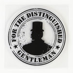 Inkadinkado - Clear Acrylic Stamps - Mini Distinguished Gentleman