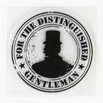 Inkadinkado - Clear Acrylic Stamps - Mini Distinguished Gentleman