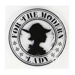 Inkadinkado - Clear Acrylic Stamps - Mini Modern Lady