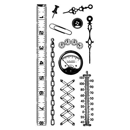 Inkadinkado - Clear Acrylic Stamps - Gadgets