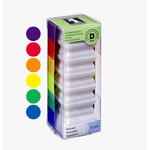 Inkadinkado - Stackables - Dye Inkpad Set - Primary