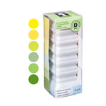 Inkadinkado - Stackables - Dye Inkpad Set - Greens and Yellows