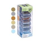 Inkadinkado - Stackables - Pigment Inkpad Set - Metallics