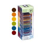 Inkadinkado - Stackables - Pigment Inkpad Set - Earthtones
