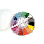 Inkadinkado - Blending Chalk Set - Metallics, CLEARANCE