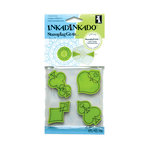 Inkadinkado - Stamping Gear Collection - Inkadinkaclings - Rubber Stamps - Elegant Suit