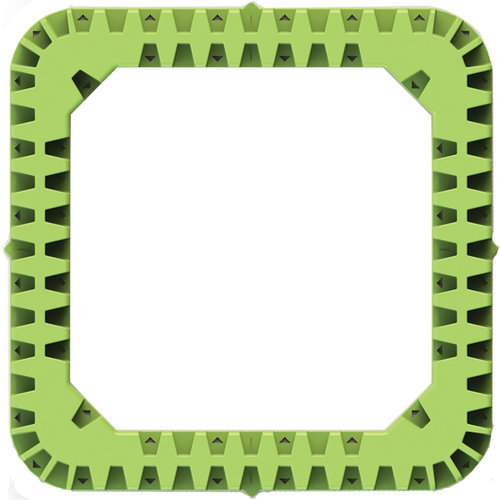 Inkadinkado - Stamping Gear Collection - Stamping Tool - Square Wheel