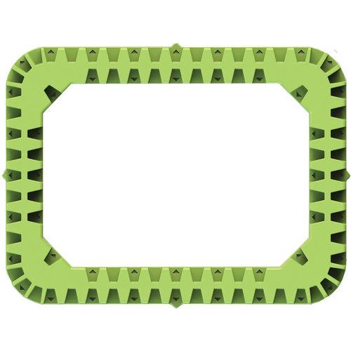 Inkadinkado - Stamping Gear Collection - Stamping Tool - Rectangle Wheel