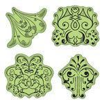 Inkadinkado - Stamping Gear Collection - Inkadinkaclings - Rubber Stamps - Antiquity