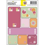 Imagination Project - Center City Designs - Coasters - Morningside Heights Rectangles Small, CLEARANCE