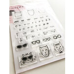 Ink Road Stamps - Clear Photopolymer Stamps - Meow Mix