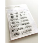 Ink Road Stamps - Clear Photopolymer Stamps - My Details