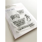 Ink Road Stamps - Clear Photopolymer Stamps - Call Me Maybe