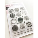 Ink Road Stamps - Clear Photopolymer Stamps - Full Circle