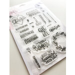Ink Road Stamps - Clear Photopolymer Stamps - beautifulmess