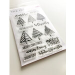 Ink Road Stamps - Christmas - Clear Photopolymer Stamps - Fir Real
